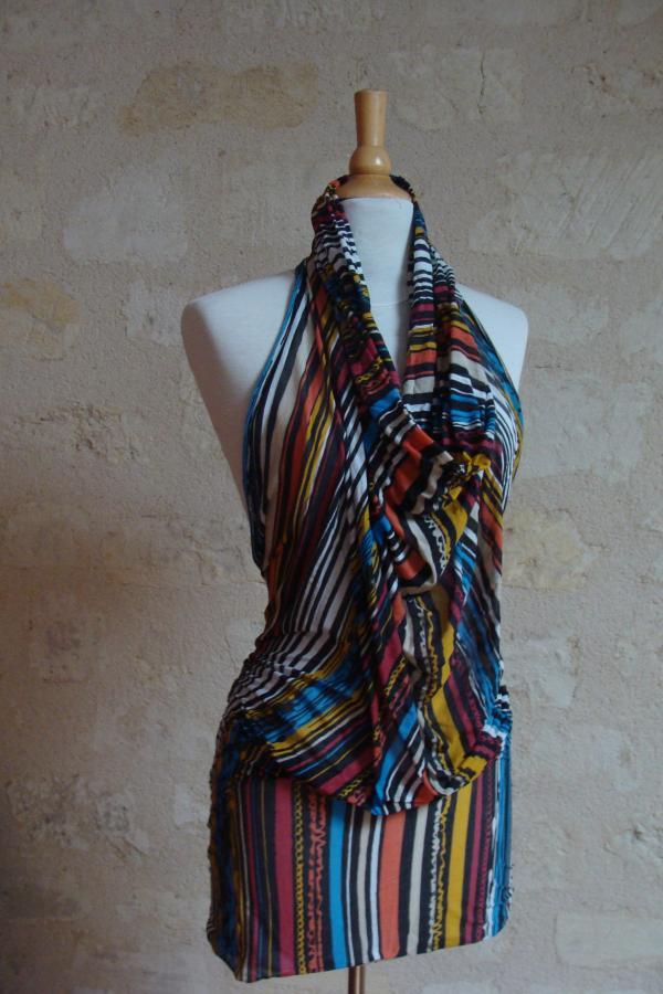 collection 2012 robe-tunique